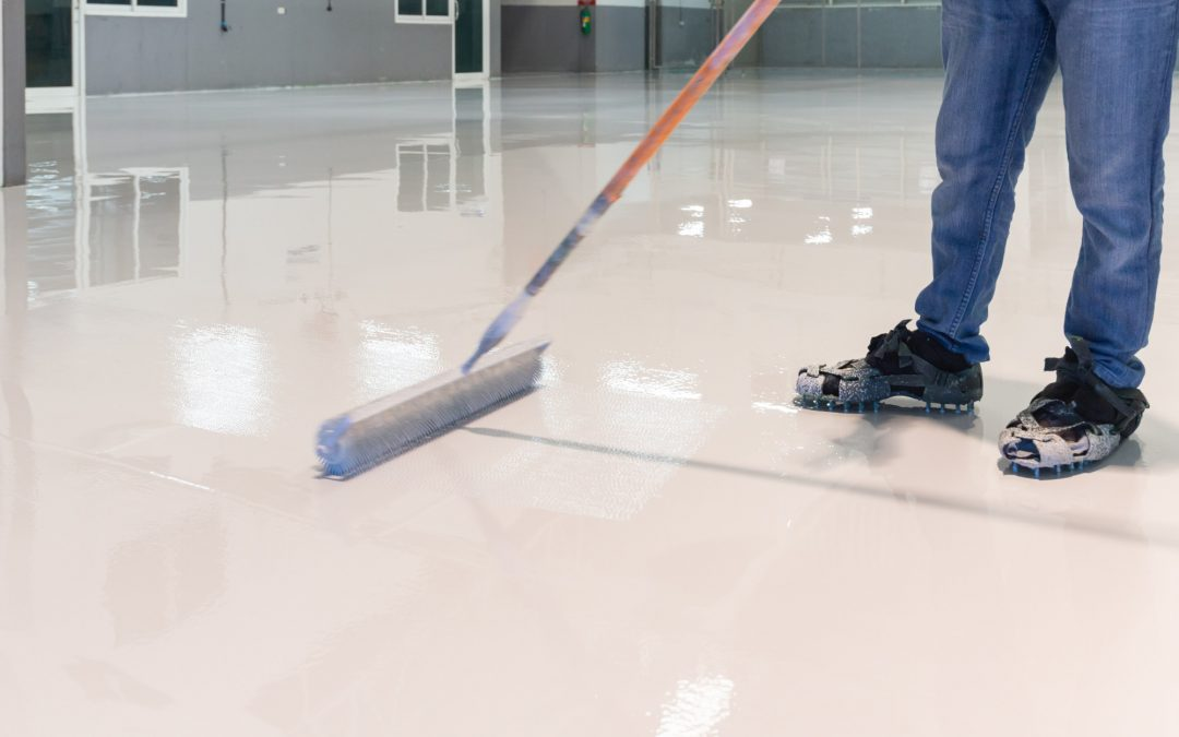 5 Signs Your Garage Floor Needs New Coating
